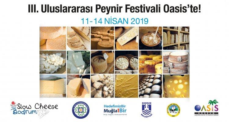 Peynir Festivali Oasis'te Başlıyor