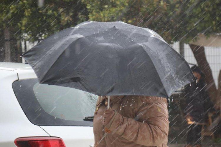 Meteoroloji'den Ege İçin 'Sarı Alarm'