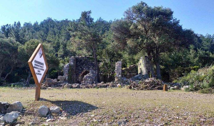 Kissebükü'nde Arkeolojik Kazılara Başlandı...