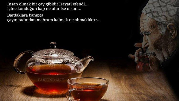 Çayınızı Nasıl Alırdınız?