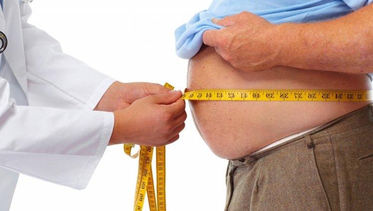 Yetişkinlerde Obezite 10 Yılda Yüzde 10 Arttı!..