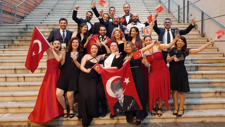 JCI Bodrum'a Avrupa'dan 2 Ödül!..