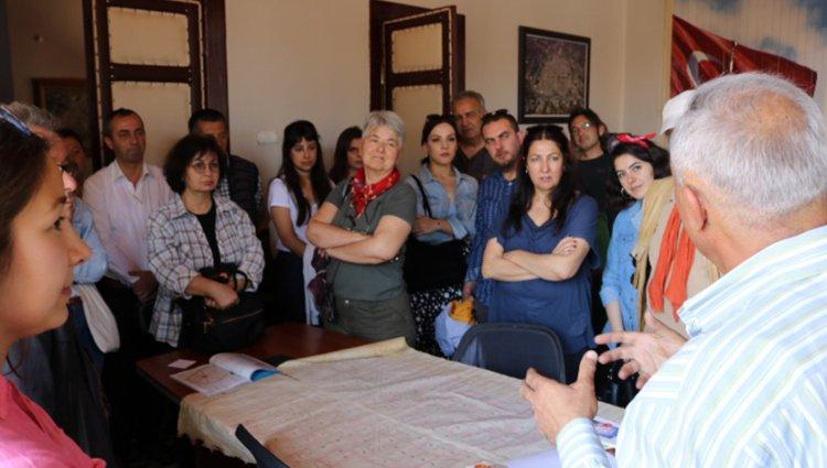 Bodrumlu Mimarların Tarih ve Kültür Gezisi