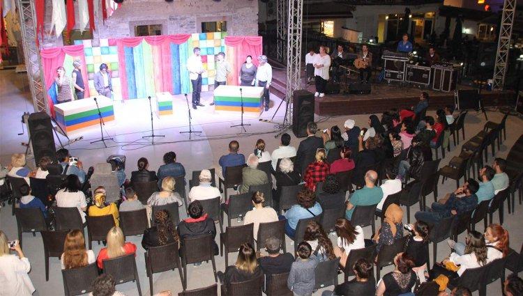 Trafo'da Açık Hava Tiyatrosu