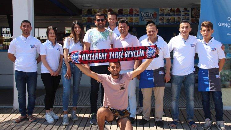 Bir Günlük Gelir Ortakentspor'a...