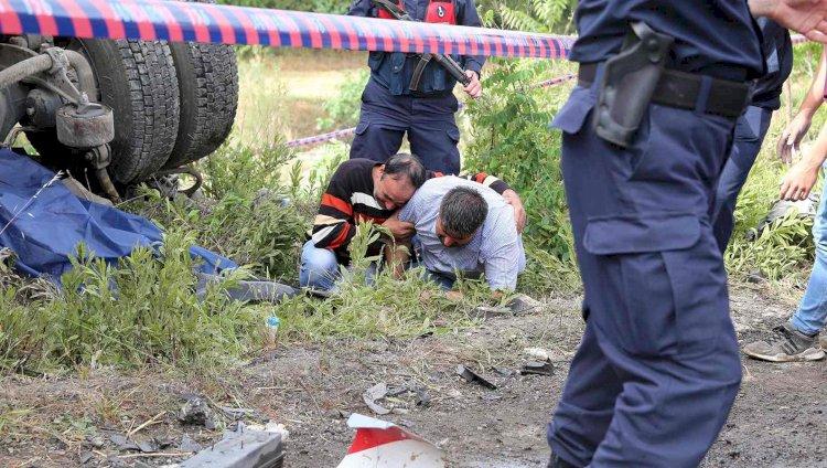 TIR İle Otomobil Çarpıştı: 1 Ölü, 2 Yaralı!..