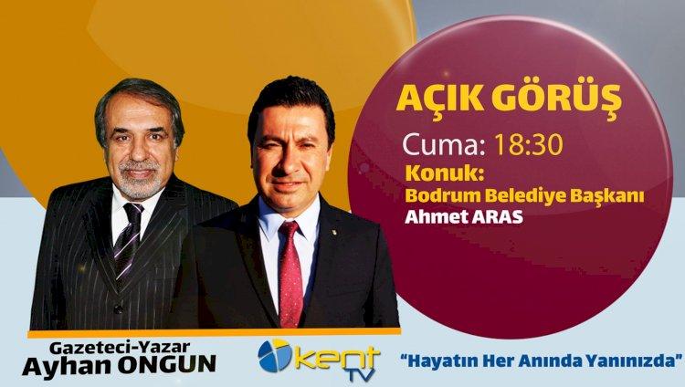 Ahmet Aras Bu Akşam Açık Görüş'te...
