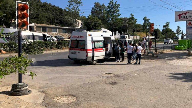 Öğrenci Servisi Refüje Çıktı; 7 Yaralı!