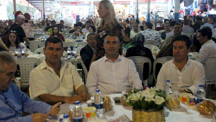 Başkan Aras, Ak Parti İftarına Katıldı