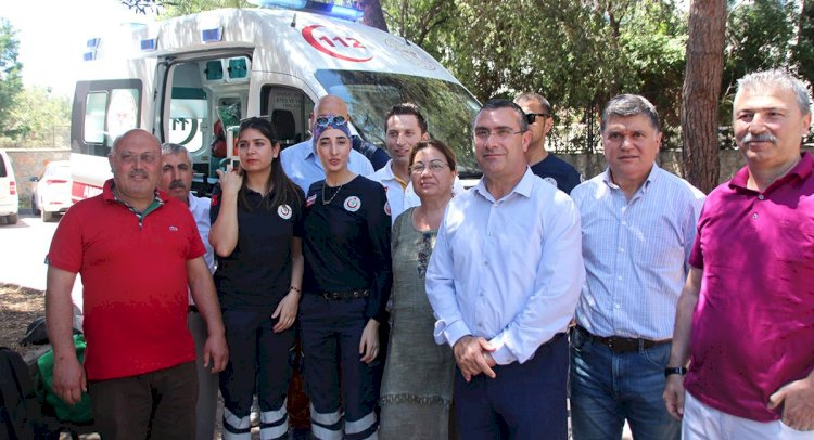 112'ye Son Teknoloji Ambulans...