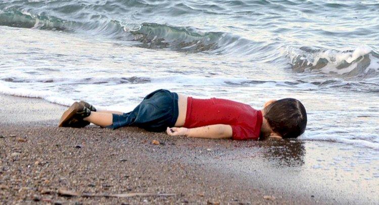 Mülteci Dramı Film Oluyor...