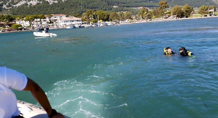 19 Yaşındaki Dinçay, Denizde Boğuldu!