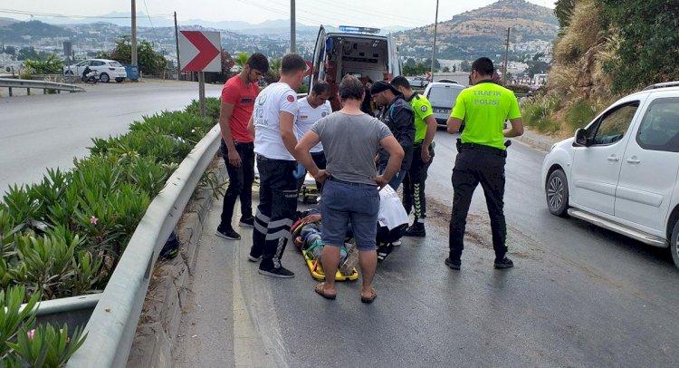 4 Ayrı Kazada, 3 Kişi Yaralandı!..