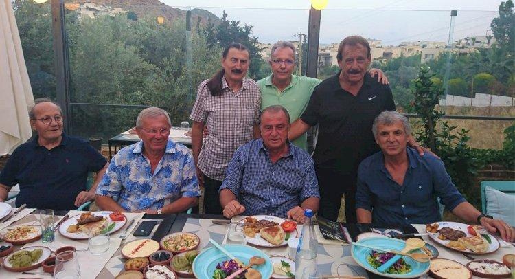 Türk Futboluna Damga Vuran İsimler Buluştu