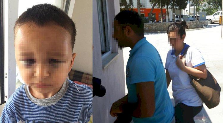 3 Yaşındaki Çocuğa Kan Donduran Şiddet!