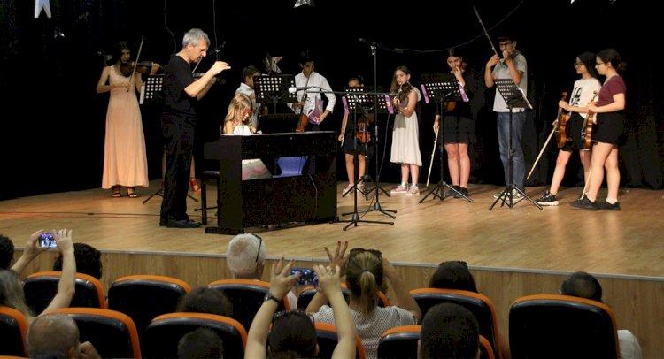 Akademik Müzik Öğrencileri Konser Verdi