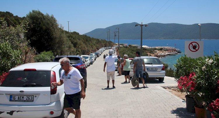 Halk Plajı'nda Artık Şezlong ve Otopark Ücretli!