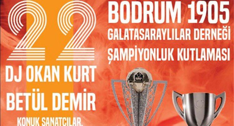 Bodrum'da Yer Gök Sarı-Kırmızı Olacak...