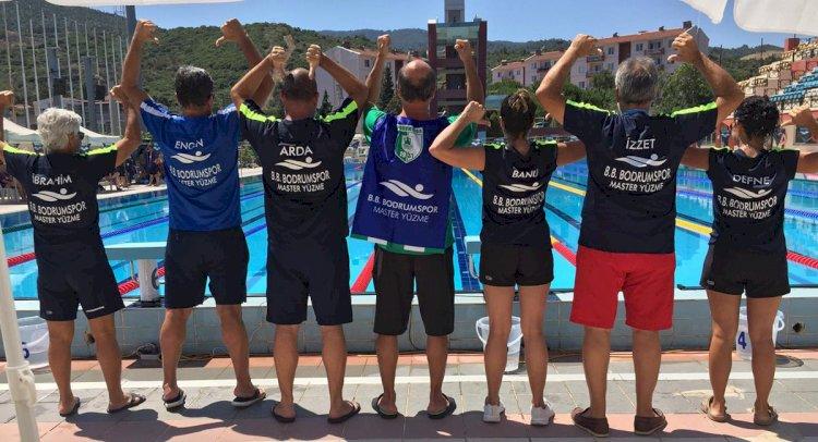 Bodrum'a 2 Türkiye Rekoru, 37 Madalya İle Döndüler