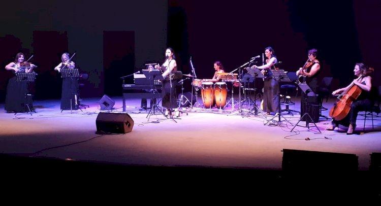 Bodrum'da Allegra Ensemble Konseri