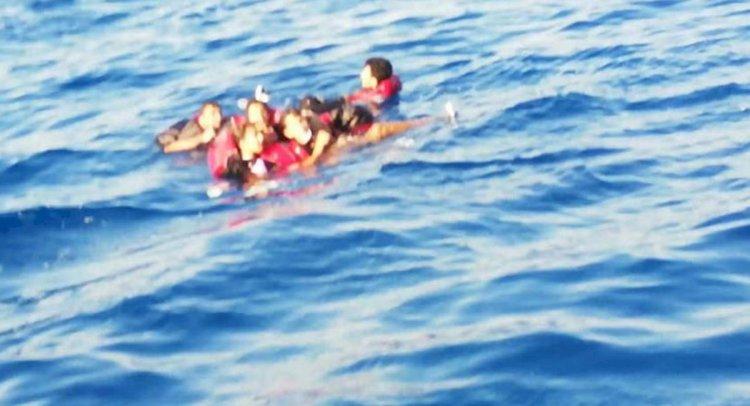 Batan Teknedeki Kayıp Çocuk Aranıyor!