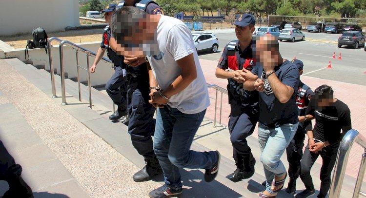 5 Kişi Gözaltına Alındı!