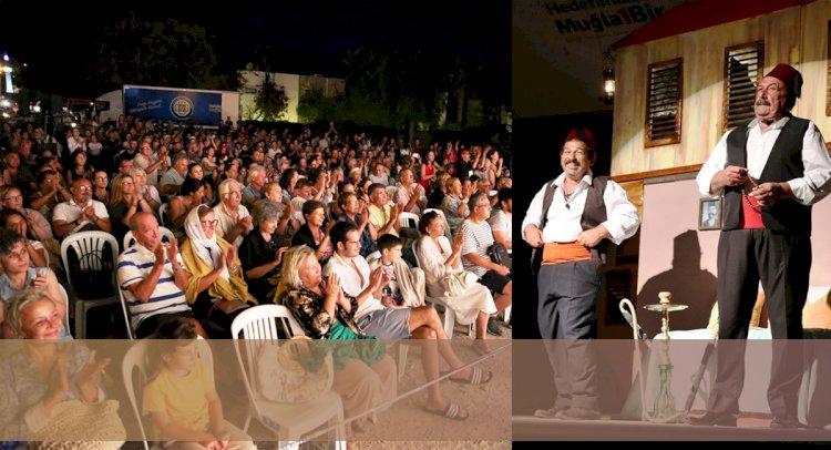 Gölköy'de Tiyatro Şöleni...