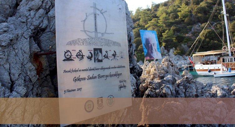 Boro Anıtına Çevre Düzenlemesi...