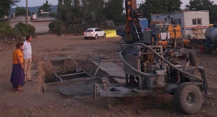 Karabağlar Yaylasında Maden Aramasına Tepki!
