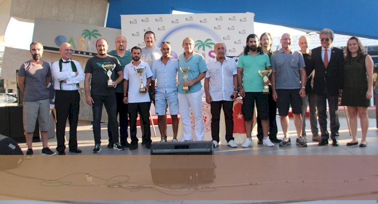 Zafer Kupası Ödülleri Verildi!