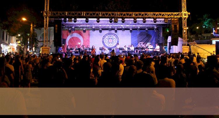 3. Bodrum Caz Festivali Sona Erdi