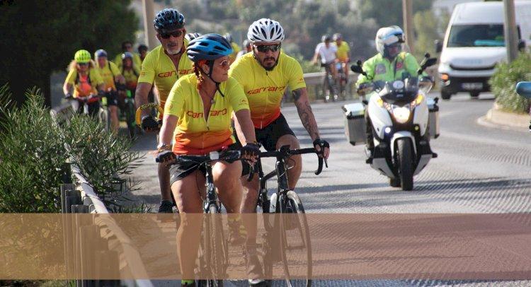 Bodrum Bisiklet Turu Başladı