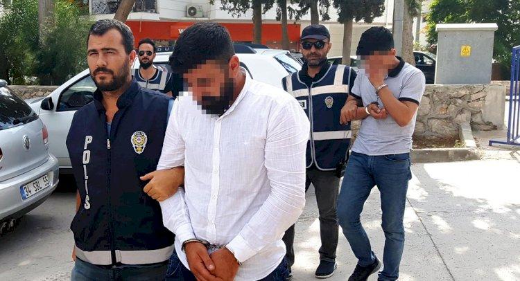 Datça'da Uyuşturucuya 2 Gözaltı!