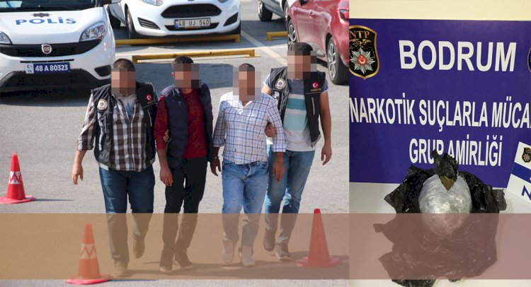 Cezaevi Firarisi Zehir Taciri Yakalandı!