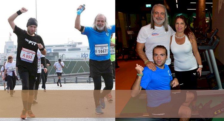 Otizmli Batuhan, Maraton Koştu...