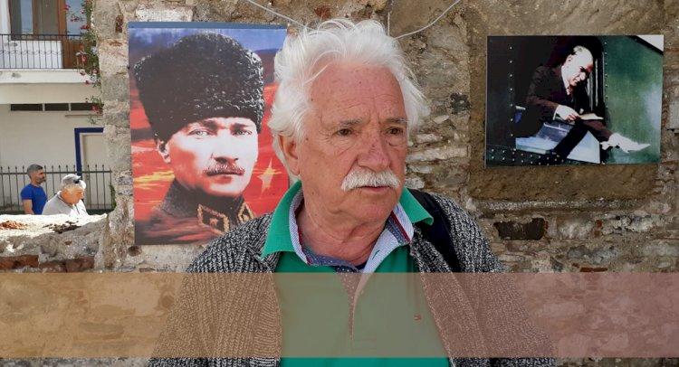 Atatürk Fotoğraflarını Çaldılar!..