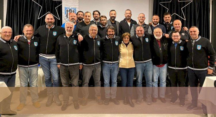 Beşiktaşlılar Genel Kurul Yaptı