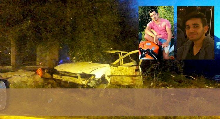 Datça'da Otomobil Takla Attı: 2 Ölü!